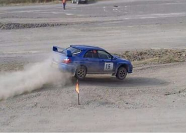 Fancy driving a real rally car?